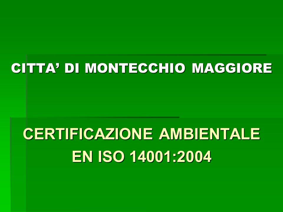 CITTA' DI MONTECCHIO MAGGIORE