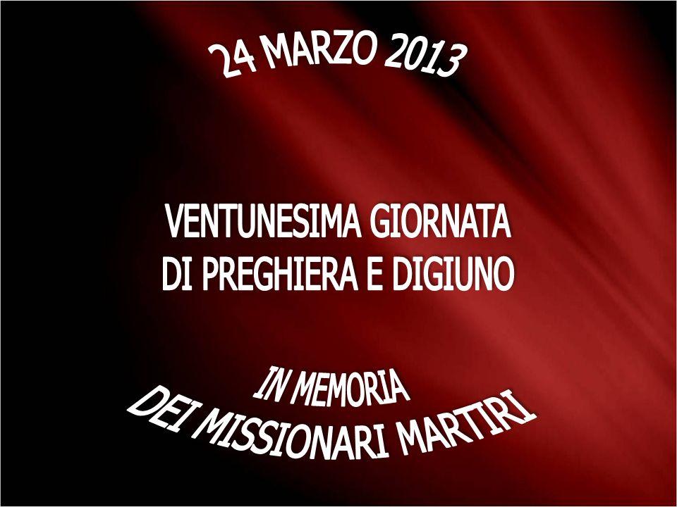 DEI MISSIONARI MARTIRI