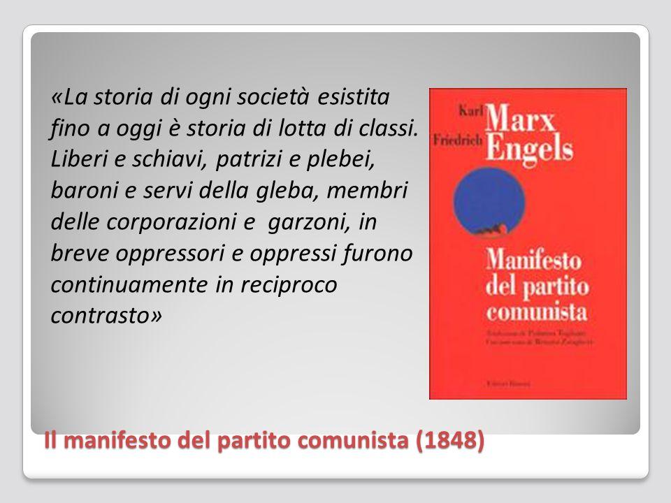 Il manifesto del partito comunista (1848)