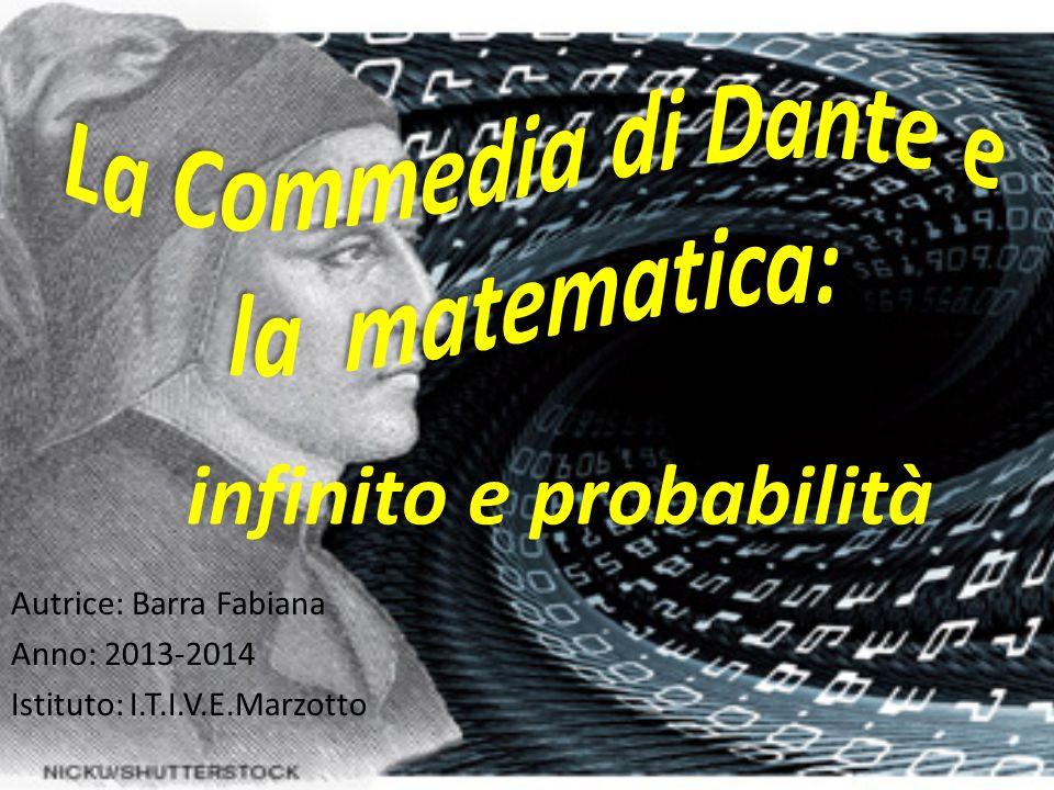 La Commedia di Dante e la matematica: