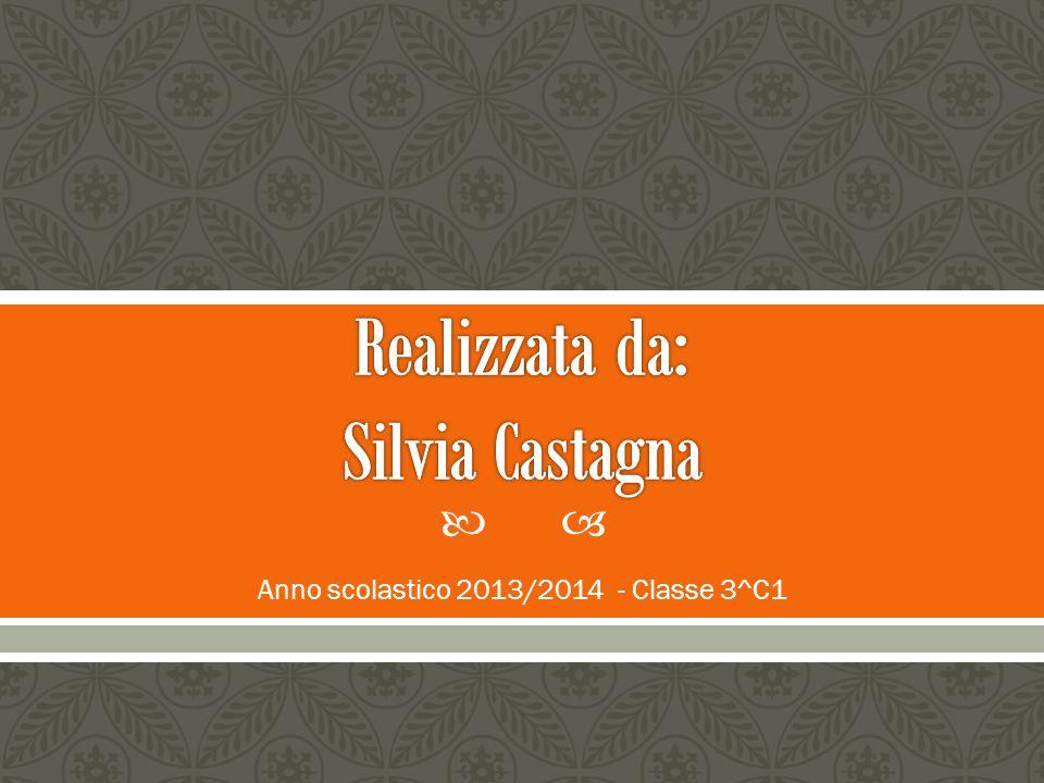 Realizzata da: Silvia Castagna