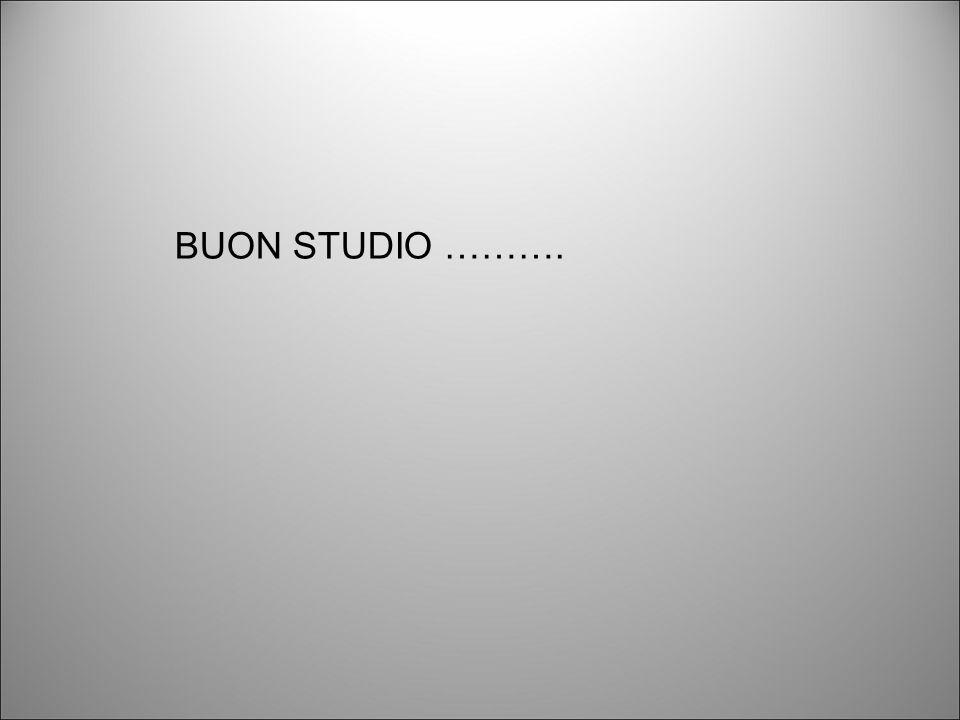 BUON STUDIO ……….