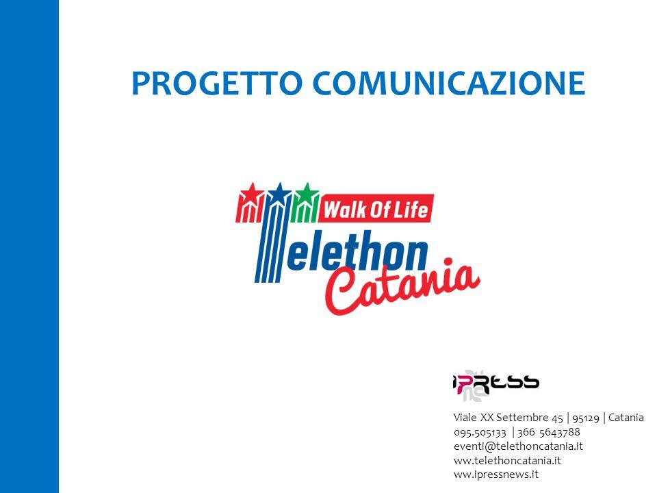PROGETTO COMUNICAZIONE