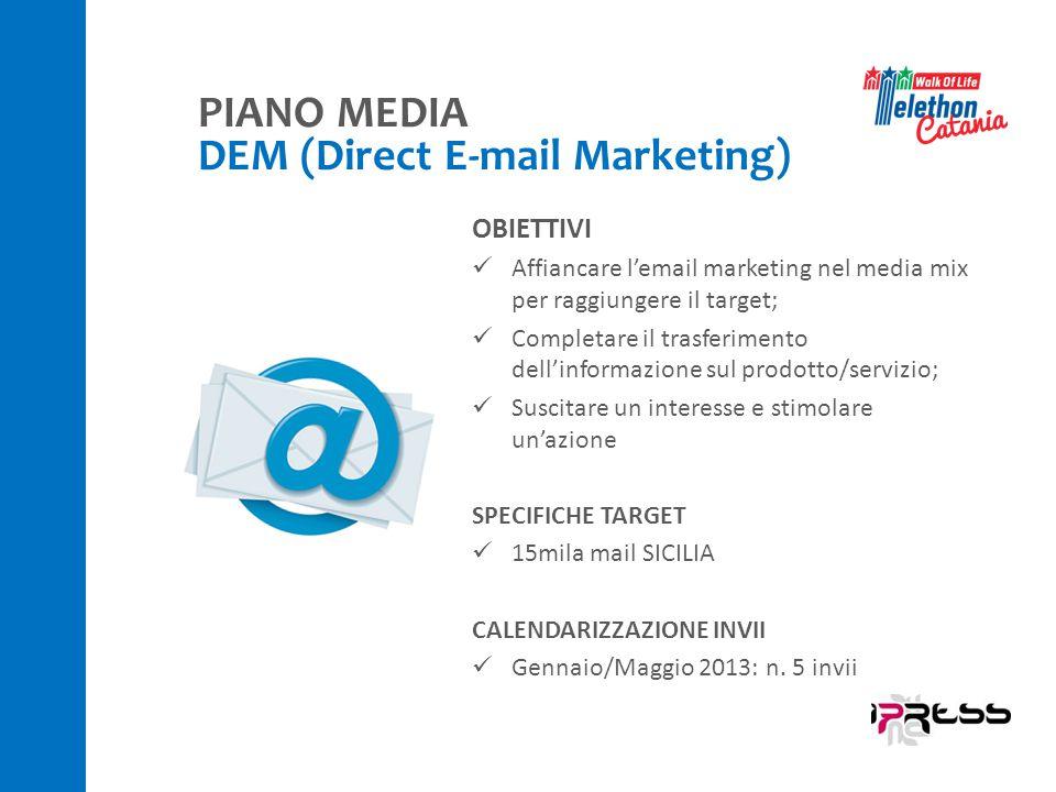 DEM (Direct E-mail Marketing)