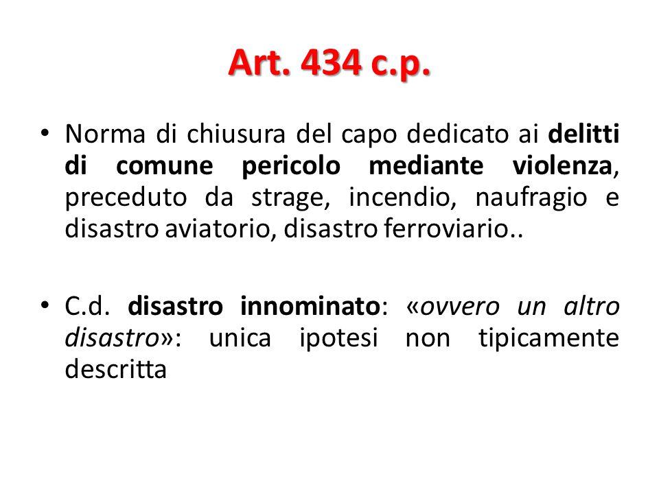 Art. 434 c.p.