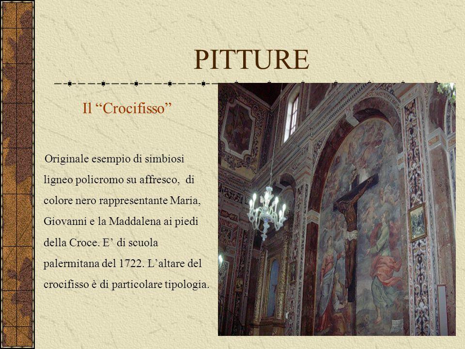 PITTURE Il Crocifisso