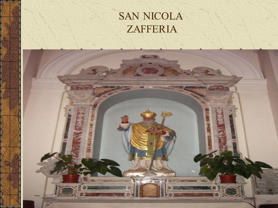 SAN NICOLA ZAFFERIA