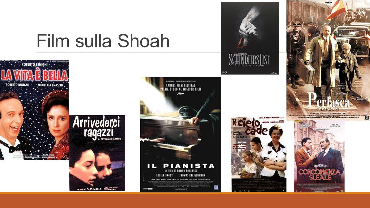 Film sulla Shoah