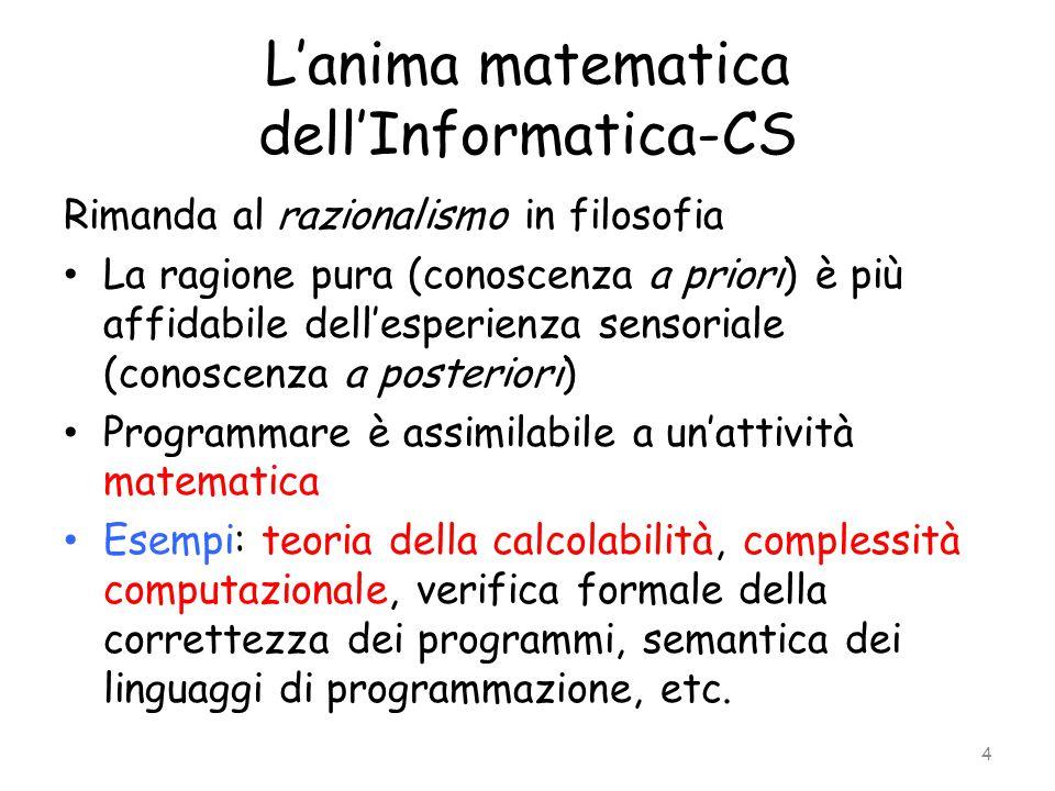 L'anima matematica dell'Informatica-CS