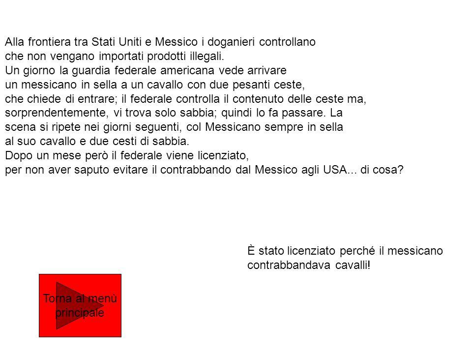 Alla frontiera tra Stati Uniti e Messico i doganieri controllano