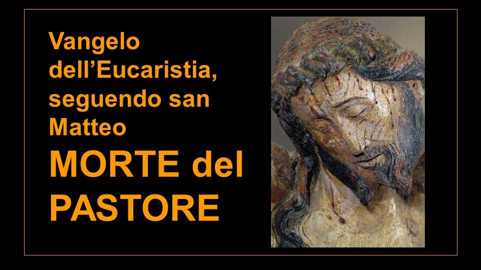 Vangelo dell'Eucaristia, seguendo san Matteo