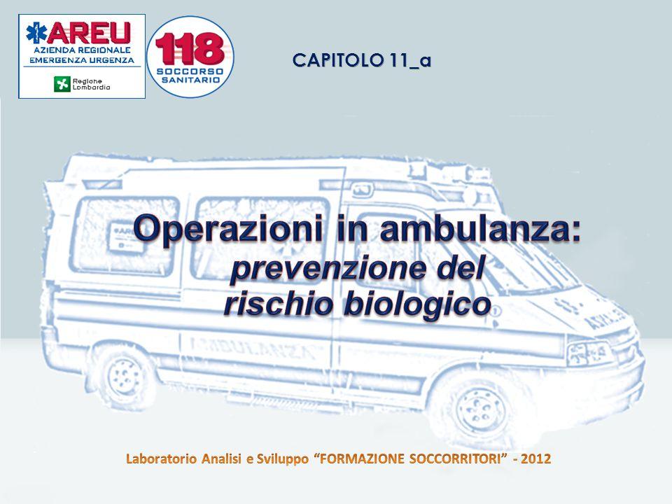 Operazioni in ambulanza: