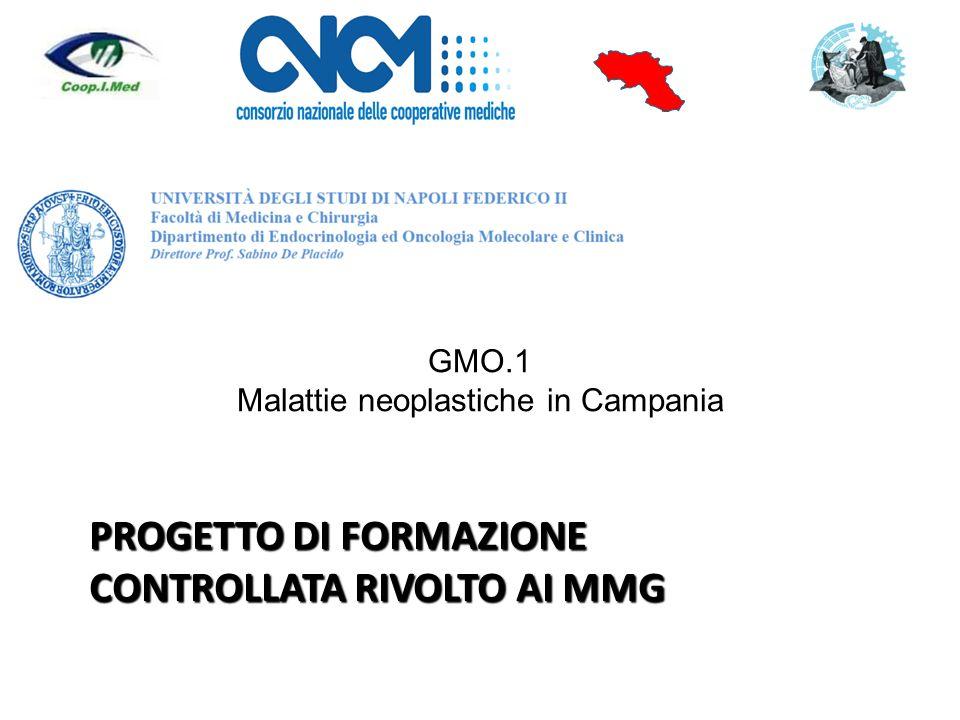 GMO.1 Malattie neoplastiche in Campania
