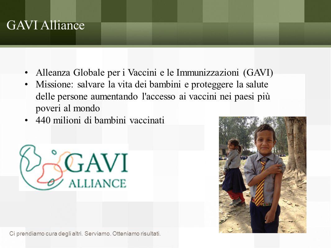 GAVI Alliance Alleanza Globale per i Vaccini e le Immunizzazioni (GAVI)