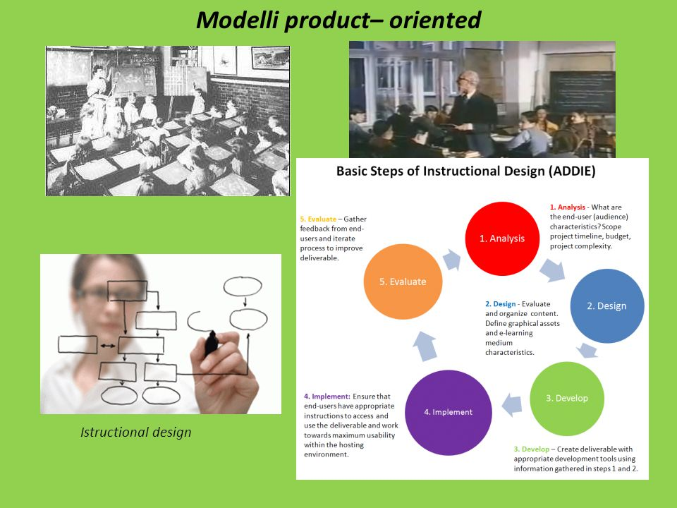 Modelli product– oriented