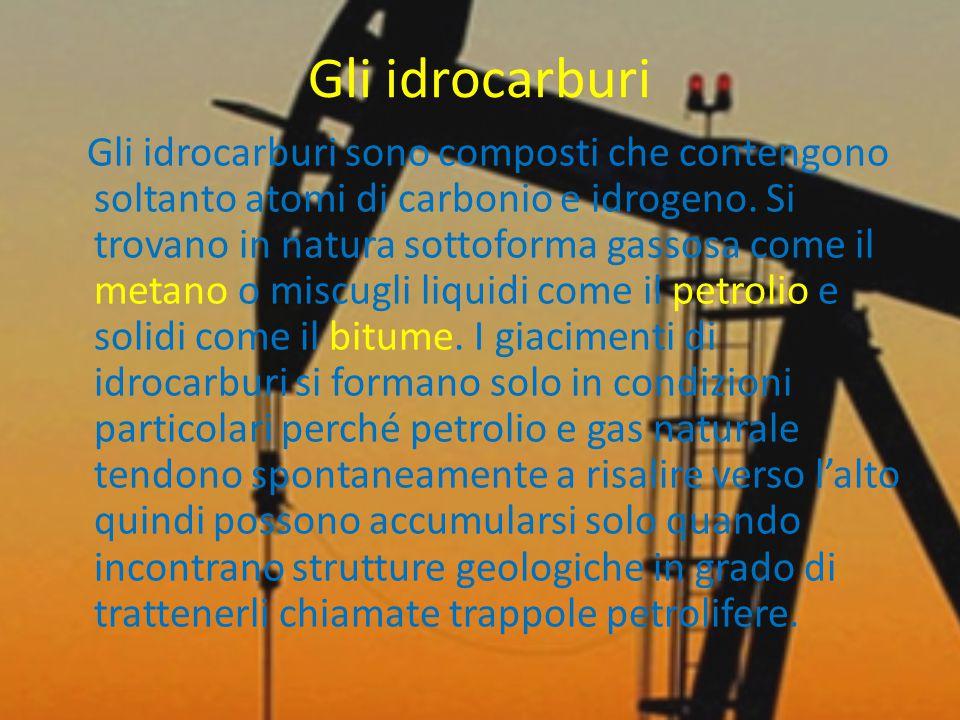 Gli idrocarburi