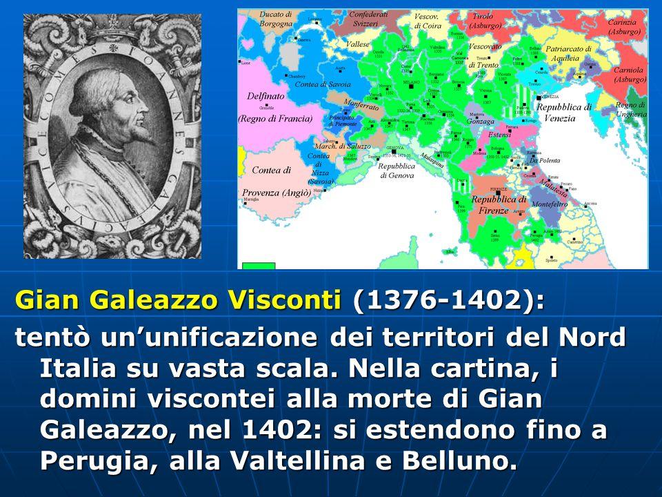 Gian Galeazzo Visconti (1376-1402):