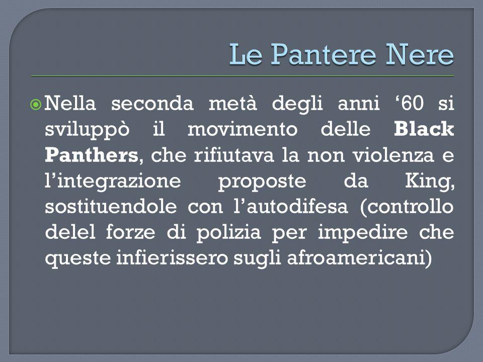 Le Pantere Nere