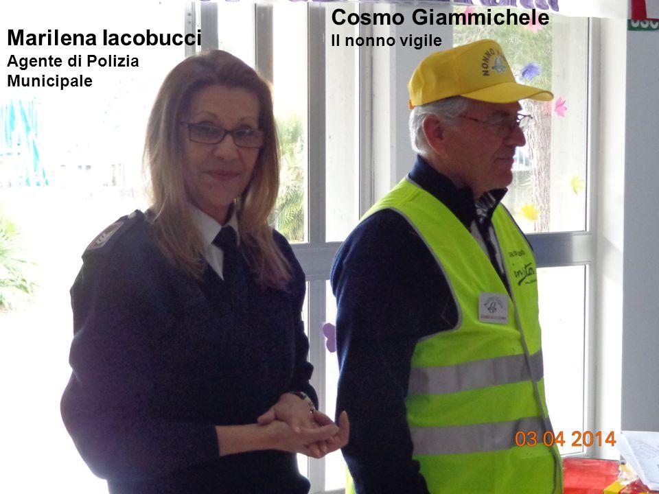 Cosmo Giammichele Marilena Iacobucci Il nonno vigile