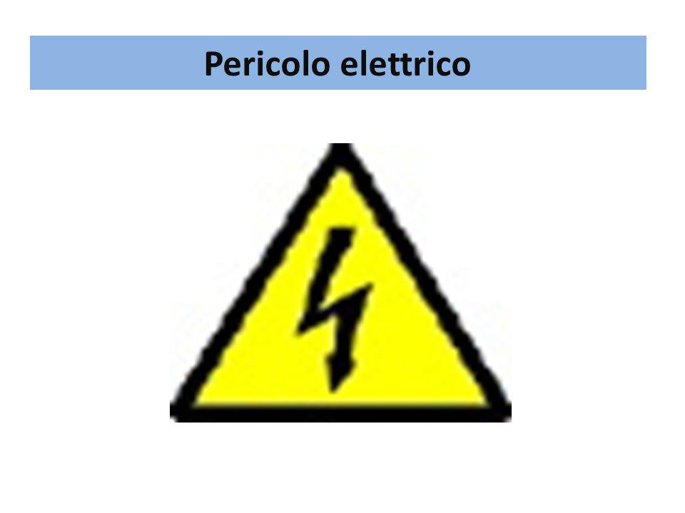 Pericolo elettrico