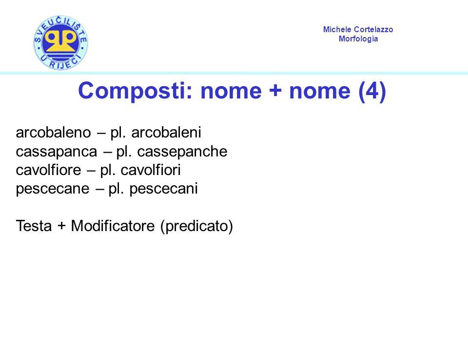 Composti: nome + nome (4)