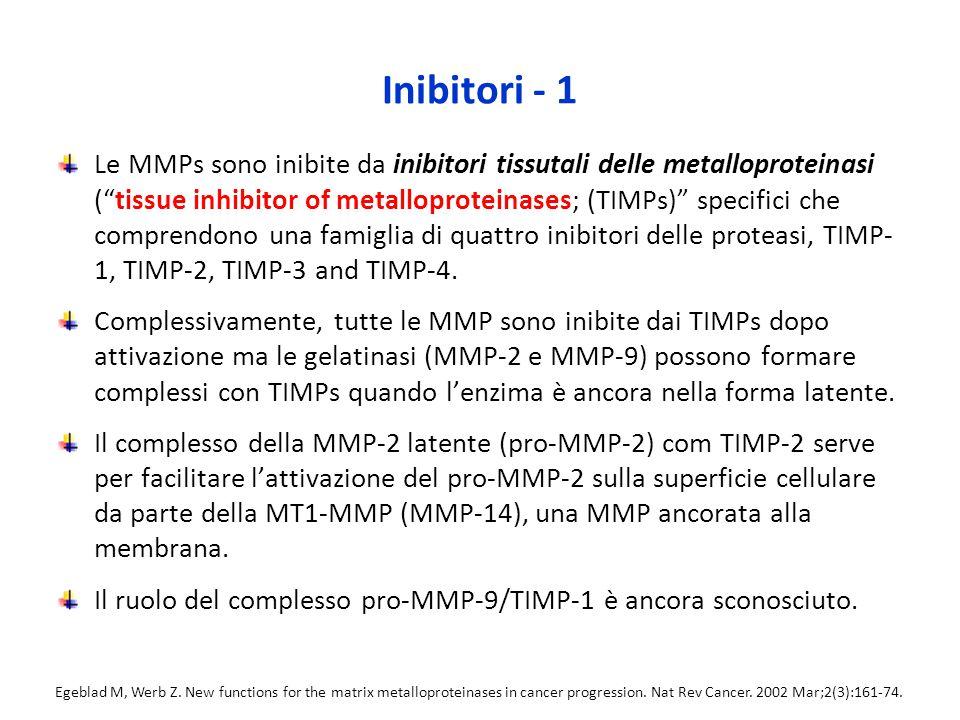 Inibitori - 1