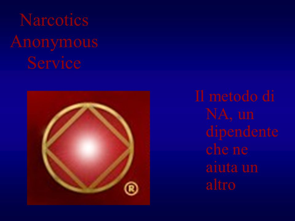 Narcotics Anonymous Service