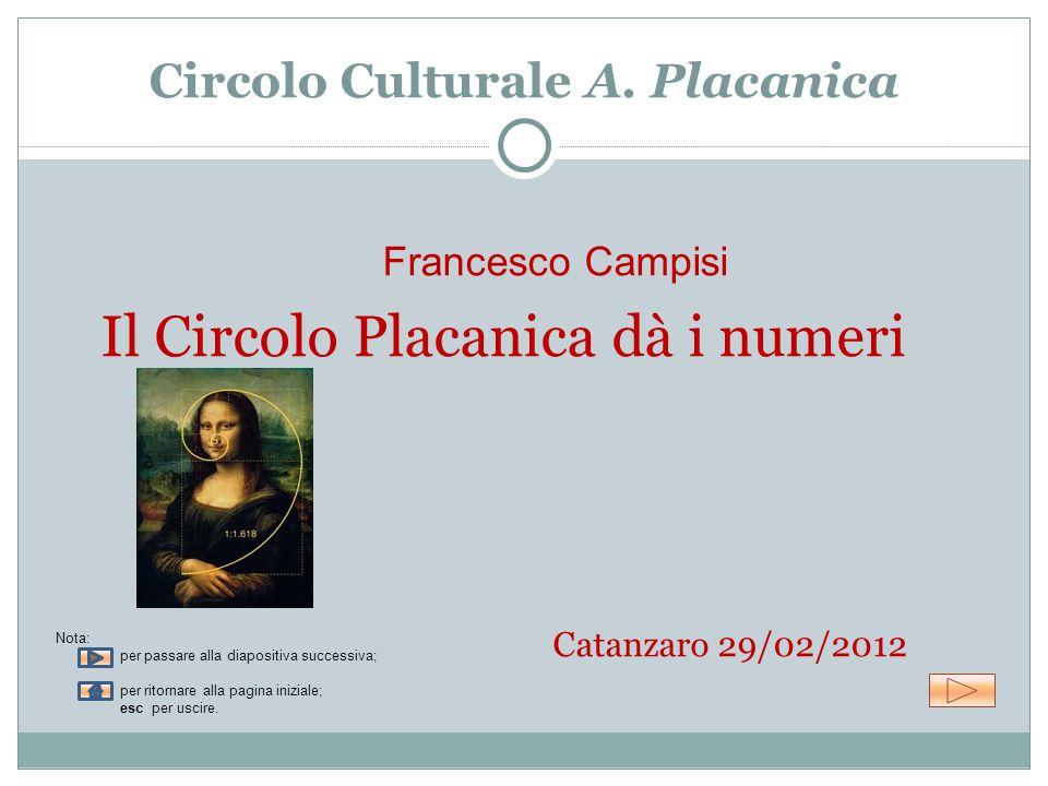 Circolo Culturale A. Placanica