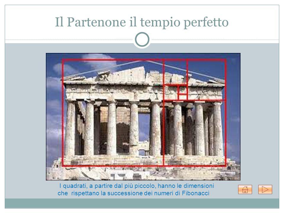 Il Partenone il tempio perfetto