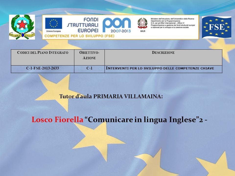 Losco Fiorella Comunicare in lingua Inglese 2 -