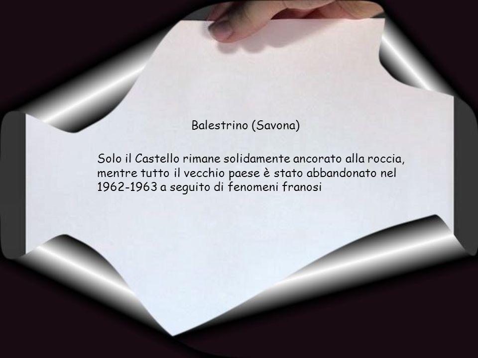 Balestrino (Savona)