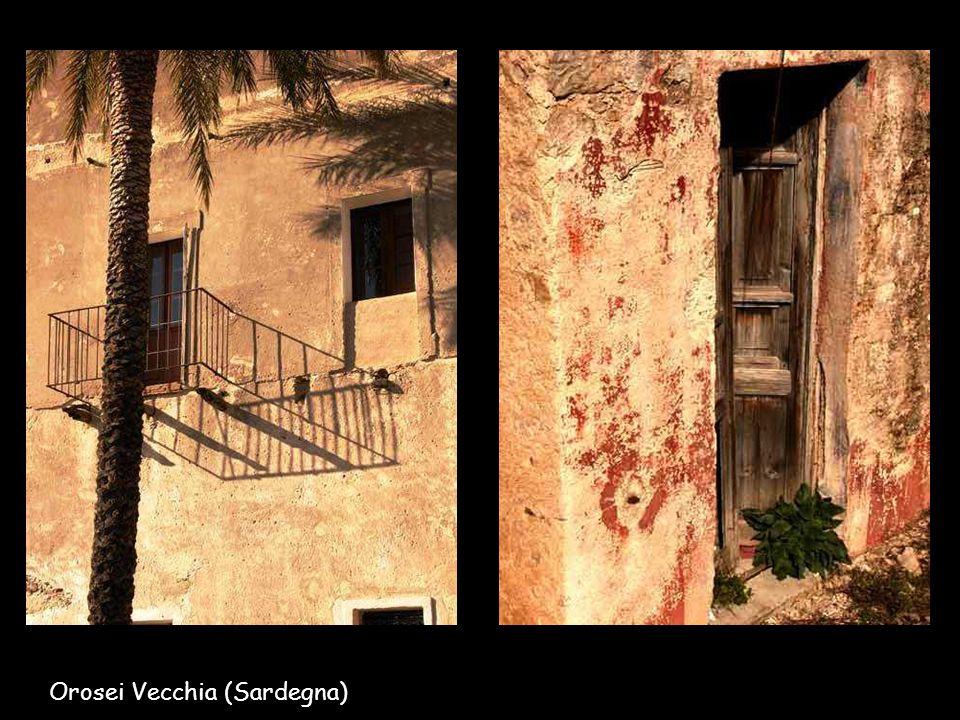 Orosei Vecchia (Sardegna)