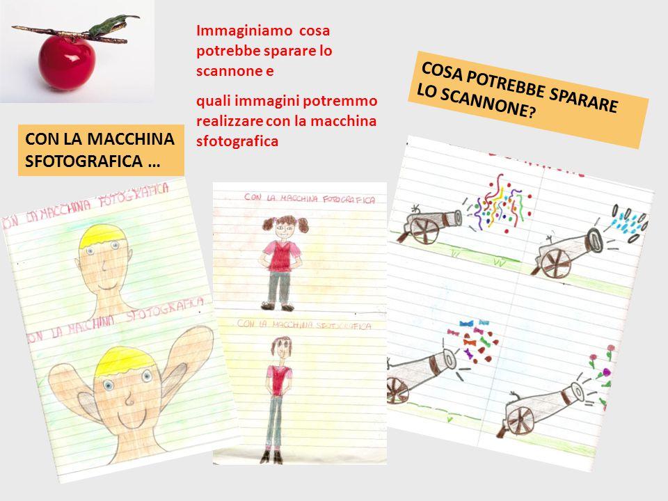 COSA POTREBBE SPARARE LO SCANNONE