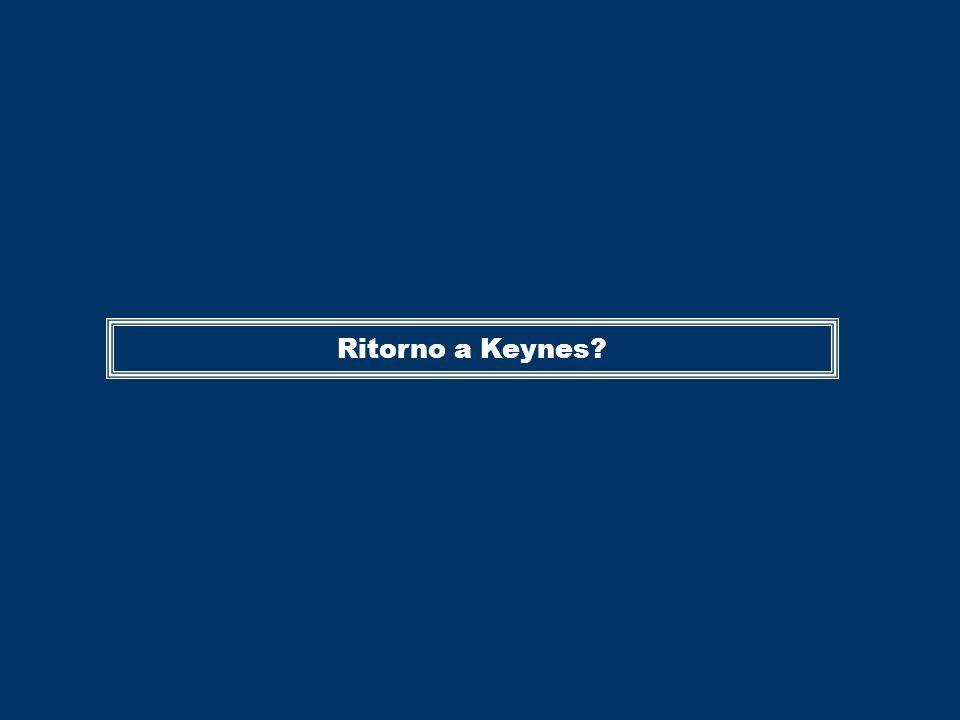 Ritorno a Keynes