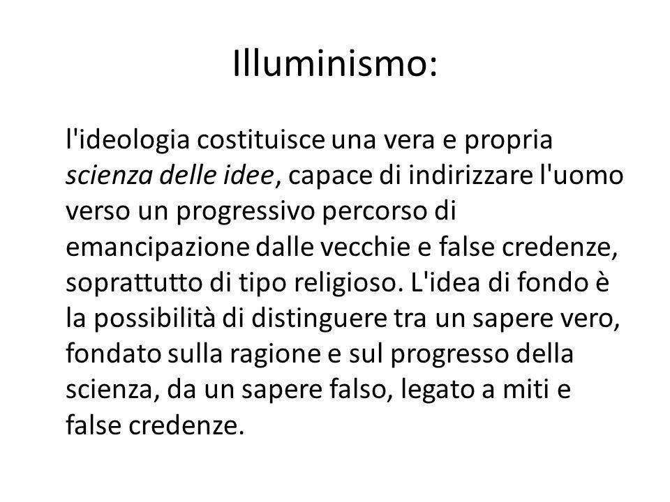 Illuminismo:
