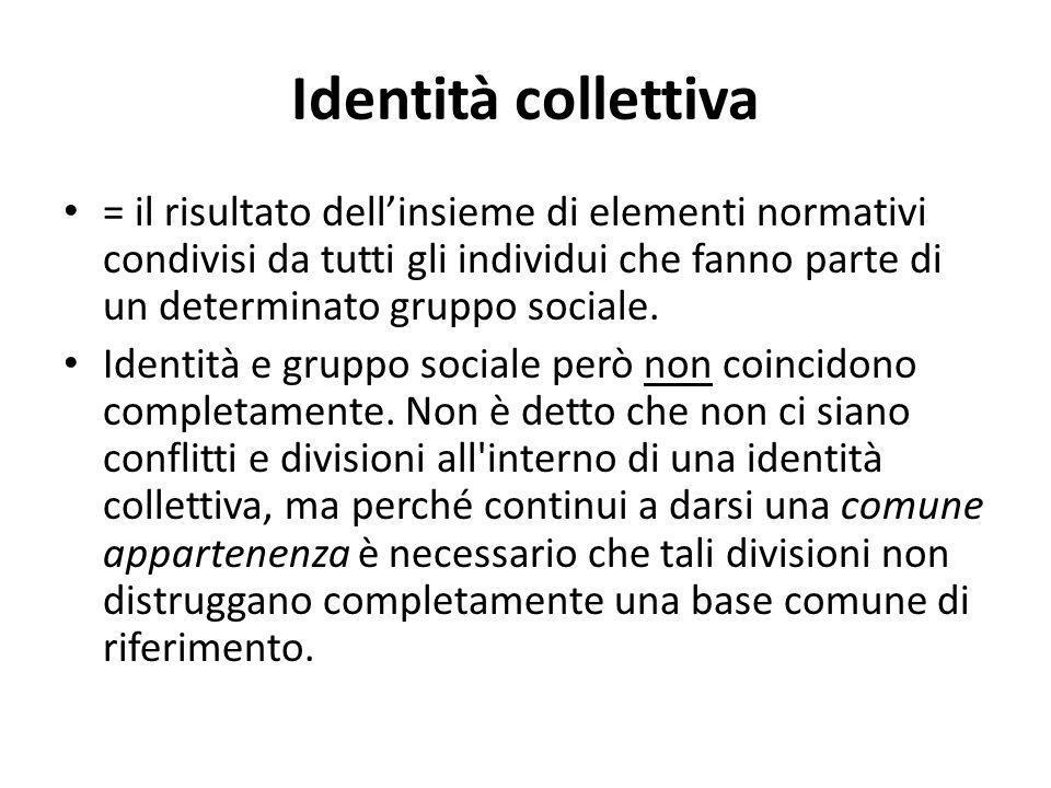 Identità collettiva