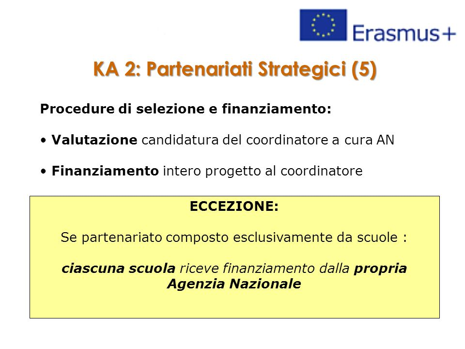 KA 2: Partenariati Strategici (5)