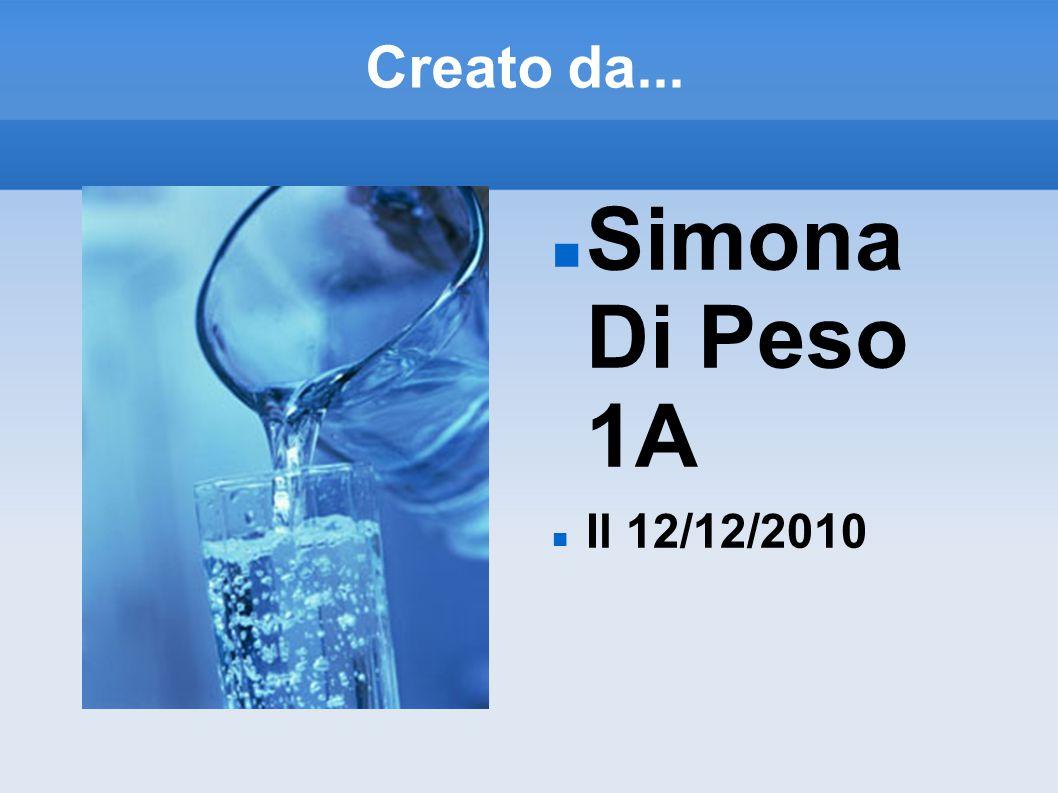 Creato da... Simona Di Peso 1A Il 12/12/2010