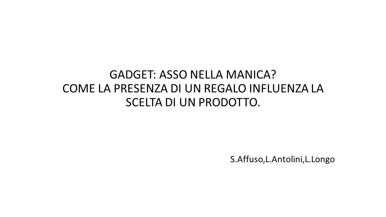 S.Affuso,L.Antolini,L.Longo