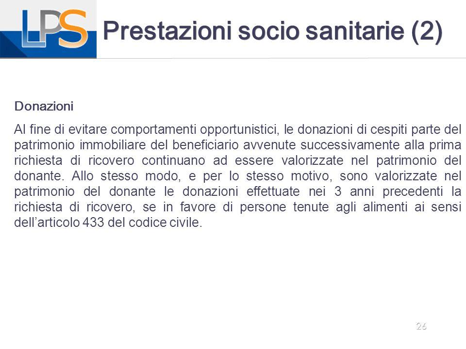 Prestazioni socio sanitarie (2)