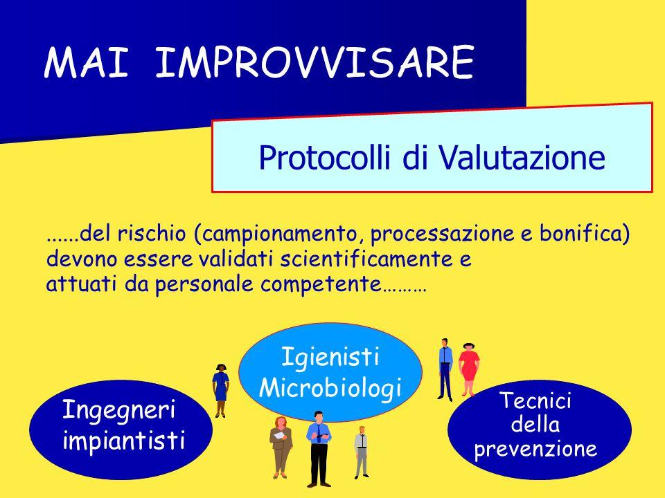 Protocolli di Valutazione