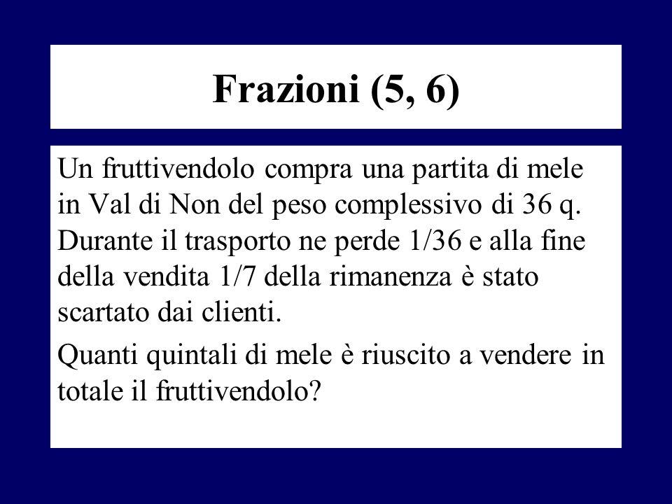 Frazioni (5, 6)
