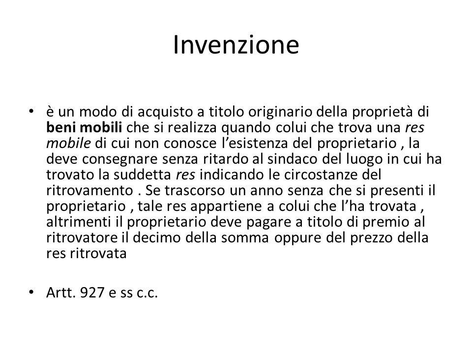 Invenzione