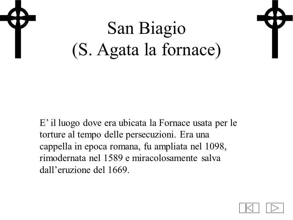 San Biagio (S. Agata la fornace)