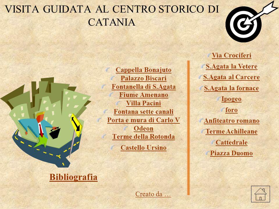 VISITA GUIDATA AL CENTRO STORICO DI CATANIA