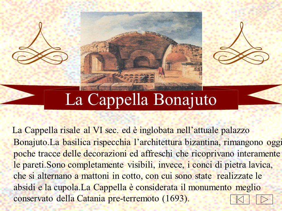 La Cappella Bonajuto