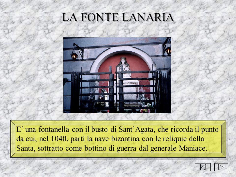 LA FONTE LANARIA