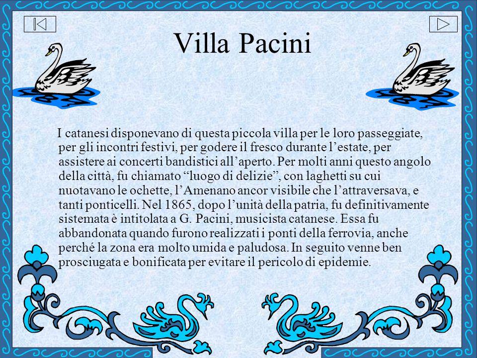 Villa Pacini