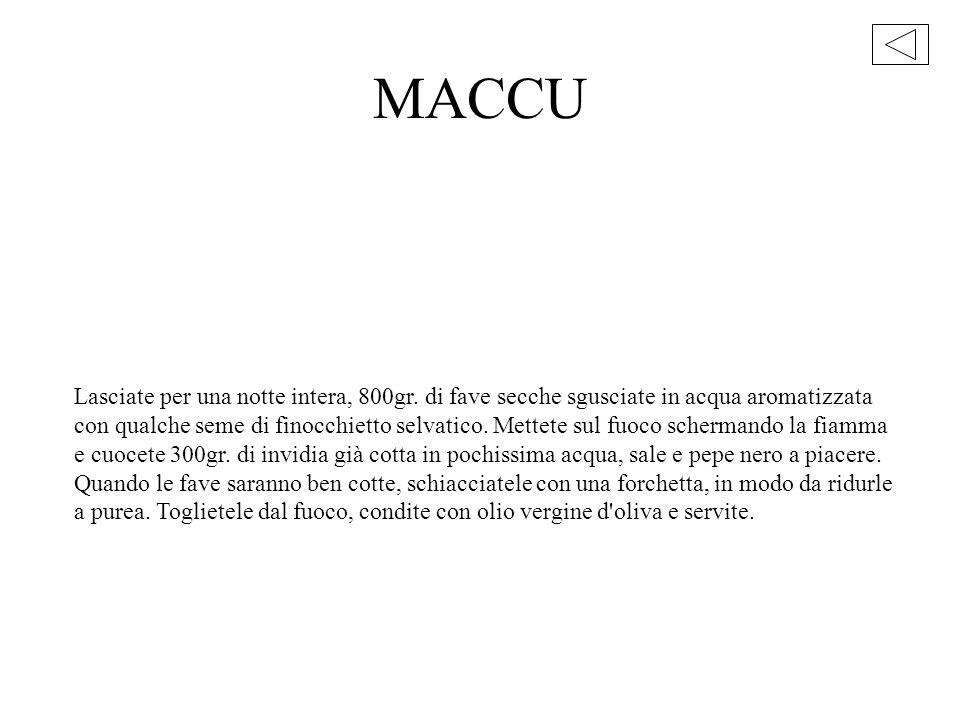MACCU