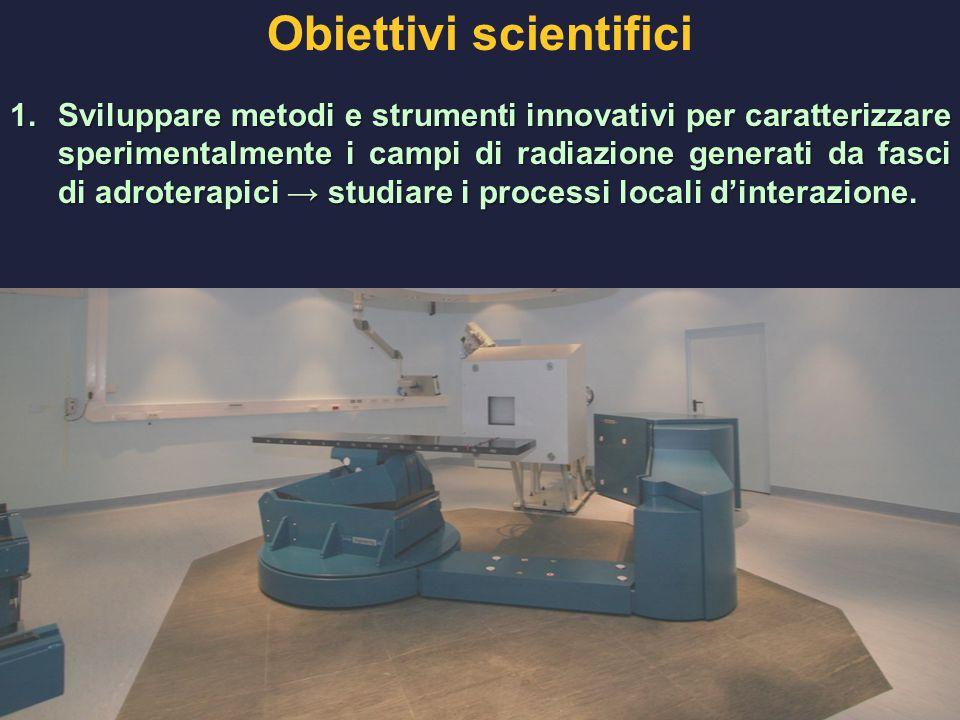 Obiettivi scientifici